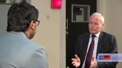 د برېټانیا سفیر: د سولې یواځینۍ لار بین الافغاني مذاکرات دي