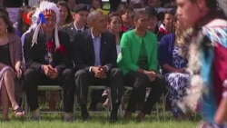 Obama's Help for Native Americans (On Assignment)
