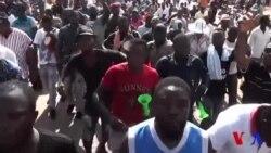 Marche pour exiger la libération des détenus politiques à Lomé (vidéo)