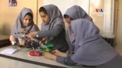 Աֆղանստանցի 6 դեռահաս աղջիկների թույլատրել են մուտք գործել ԱՄՆ