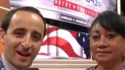 Entretien avec une déléguée républicaine des iles Samoa sur VOA (Facebook Live)