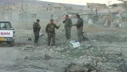 Kurds Seek Reconstruction Help After Liberating Sinjar
