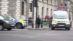 İngiliz Parlamentosu Yakınlarında Silahlı Bir Kişi Yakalandı
