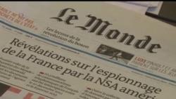 2013-10-22 美國之音視頻新聞: 奧巴馬就間諜指稱打電話給法國總統