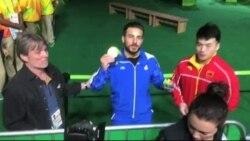کیانوش رستمی اولین مدال طلای المپیک ریو را برای ایران بر گردن آویخت