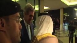 克里會見也門總統哈迪