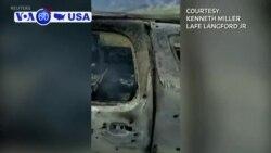 Manchetes Americanas 5 Novembro: família americana assassinada numa emboscada no norte do México