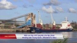 Bắt tàu chở 160 tấn bauxite từ Trung Quốc đến Formosa