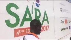 4eme édition du Salon de l'Agriculture en Côte d'Ivoire (vidéo)