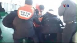 Tàu đánh cá Trung Quốc bị đắm, 10 người mất tích