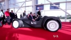 Coming Soon, to a Street Near You: 3-D-Printed Cars