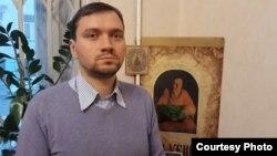 Юрист «Солдатских матерей Санкт-Петербурга» Александр Горбачев