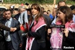 Jordan's Queen Rania