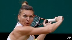 Simona Halep, vận động viên môn tennis người Romania, rút tên tham dự Olympic tại Rio vì dịch Zika.
