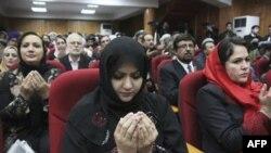 Afg'onistonda yangi parlament ish boshladi