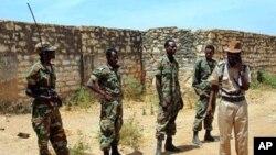 埃塞俄比亞軍人