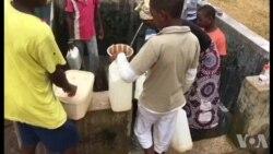 La route et l'eau, la grande préoccupation avant la présidentielle au Gabon