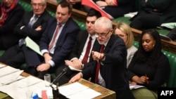 حزب اختلاف کی جماعت لیبر پارٹی کا مؤقف ہے کہ کوئی بھی معاہدہ نئے ریفرنڈم کے تحت ہونا چاہیے۔