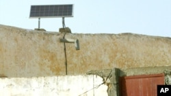 Kenya proposes to put a solar collector on every rooftop as one homeowner in Rabat, Morocco did in 2006.