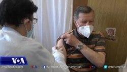 Maqedoni e Veriut: fillon vaksinimi i të moshuarve mbi 77 vjeç
