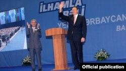 İlham Əliyev 2003-cü ildən bəri hakimiyyətdədir.