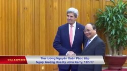 Thủ tướng Việt Nam có thể thăm Mỹ cuối tháng 5