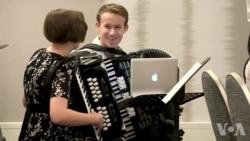 美国手风琴家协会庆祝协会成立80年