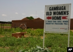 Gambaga, in northern Ghana, is a small, remote village where one of the country's six witch camps is located.