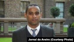 Alirio Boaventura, jovem investigador cabo-verdiano