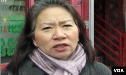 Stanovnica Washingona govori za Glas Amerike o zajedničkim američko-kineskim interesima