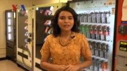 Makanan Indonesia di Pameran Makanan Natural New York