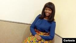 Aurora Espírito Santo, estilista guineense