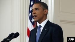 Prezident Barak Obama, Oq Uy, 22 iyun 2011