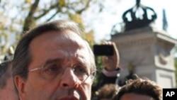 신민당의 안토니오 사마라스 당수