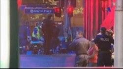 Cảnh sát Australia phá vây cứu con tin trong quán cà phê Sydney