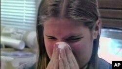 Jedan od tipičnih simptoma onih koji pate od alergije