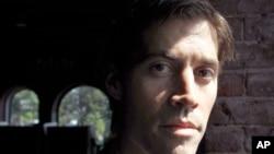 Nhà báo Mỹ James Wright Foley