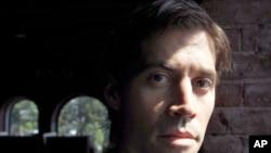 Mwandishi habari wa Marekani James Wright Foley.