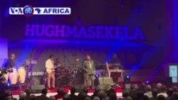 """SAF: Umuhanzi Hugh Masekela Warwanyije """"Apartheid"""" Yatabarutse"""