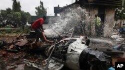 Plane Crash Kills 8 in Nigeria