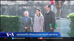Përkujtohen figura historike në Gjirokastër