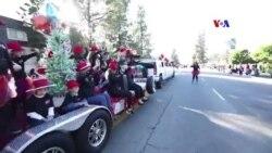 Բարի Լույս. Ստելլա Գրիգորյան՝ Գրանադա Հիլզում անցկացվող ամենամյա Սուրբ Ծննդյան փառատոնի մասին