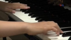 Fonny Chandra dan Bianca Roesli, Pemilik Sekolah Piano di Fremont, California
