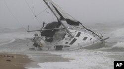 Istočna obala Sjedinjenih Država pod udarom uragana Irene