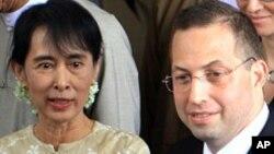 برما: امریکی خصوصی نمائندے کی آنگ ساں سوچی سے ملاقات
