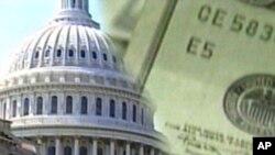 美国国会众议院星期二就预算立法进行投票
