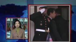 VOA连线:1) 美韩宣布结盟60周年共同声明 朝鲜问题不让步 2) 美韩宣布延长双边民用核能协定效力
