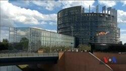 Майбутнє ЄС під знаком питання. Відео