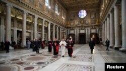 Muhammadiyah dan Nahdlatul Ulama akan menandatangani nota kesepahaman terkait upaya dialog antar agama dengan Vatikan. (Foto: Dok)