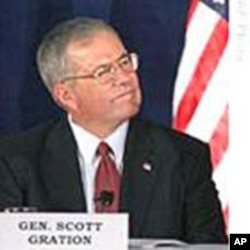 U.S. Special Envoy for Sudan Scott Gration